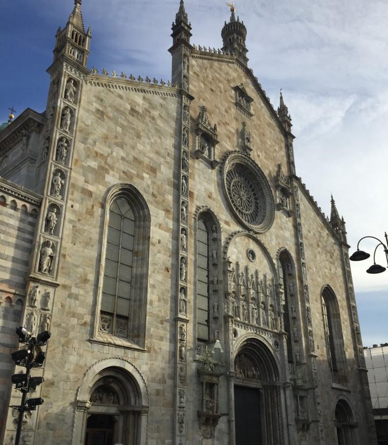 Katedra Wniebowzięcia Najświętszej Marii Panny w Como