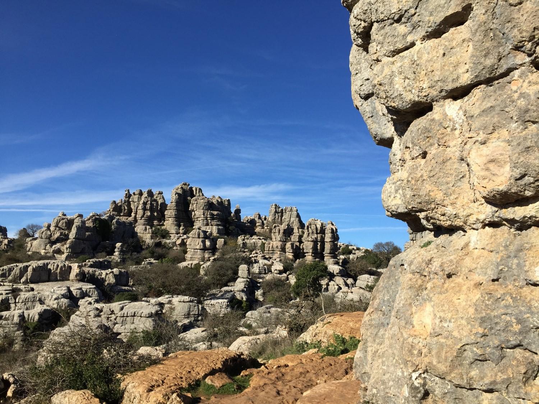Antequera - rezerwat El Torcal