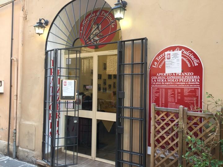 La Taverna di Pulcinella