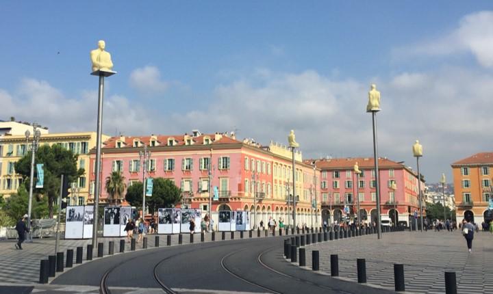Plac Massena