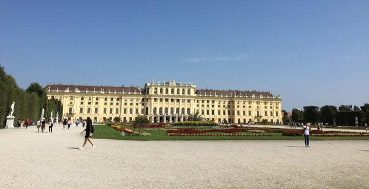 Schönbrunn - pałac