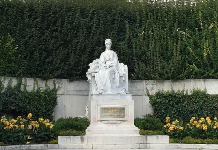 pomnik cesarzowej Sisi