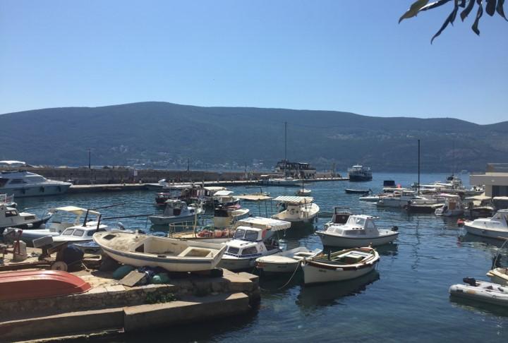 Herceg Novi - port