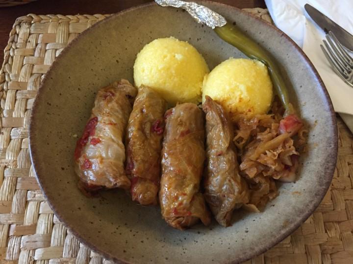 tradycyjna kuchnia rumuńska