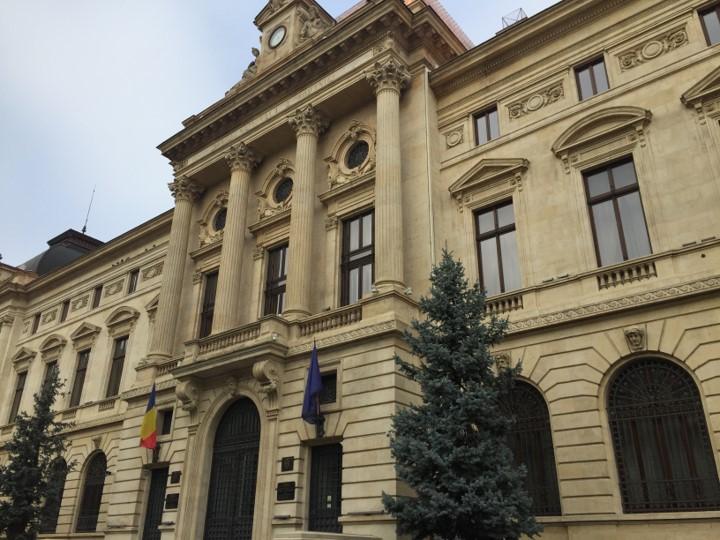 Muzeum Narodowe Historii Rumunii
