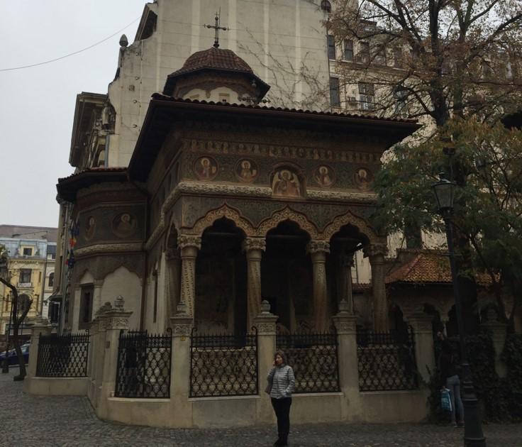 monaster Stavropoleos