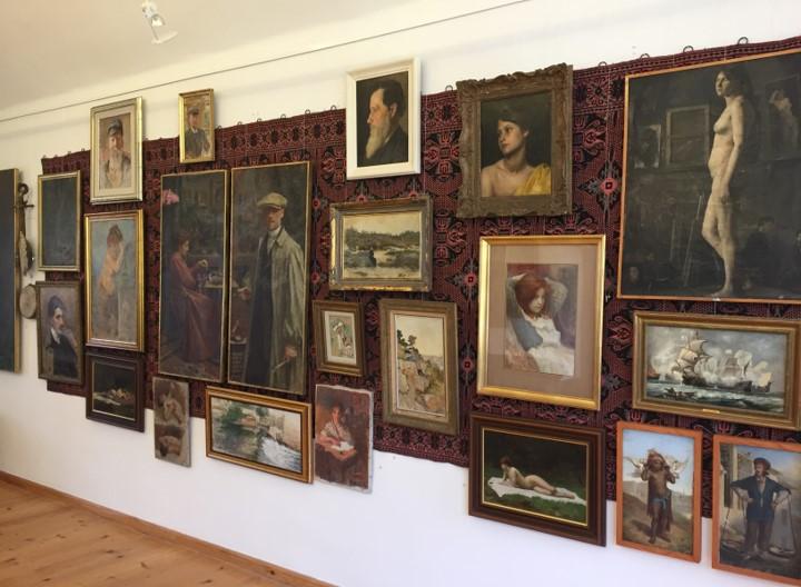 Cavtat - dom Vlaho Bukovaca