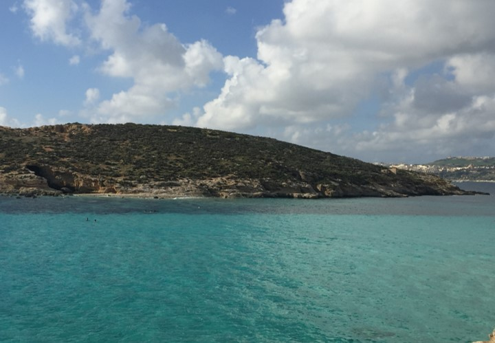 Błękitna Laguna i wyspa Cominotto