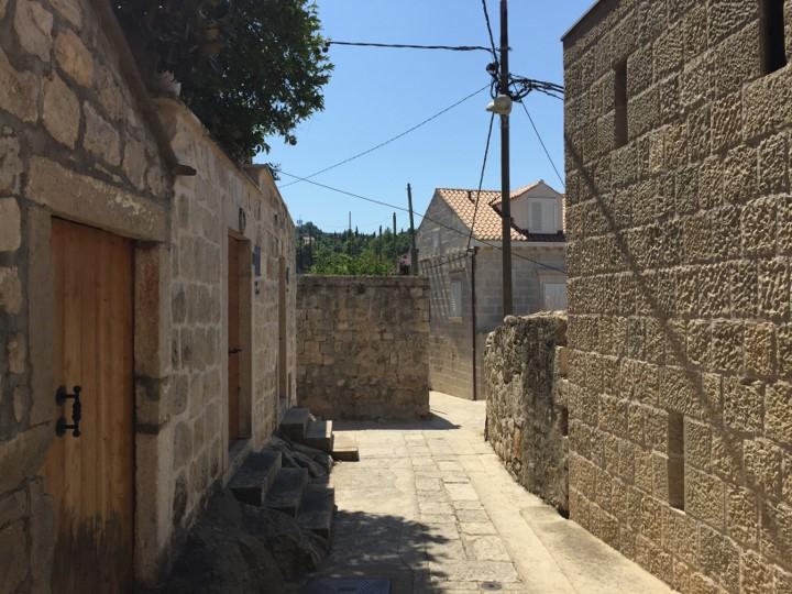 Cavtat - najstarsza część miasta