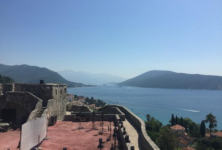 panorama Boki Kotorskiej
