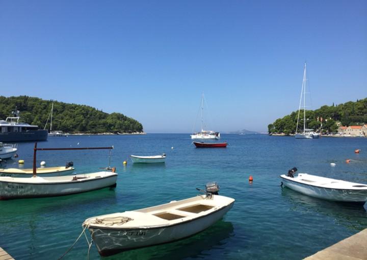 Cavtat - port