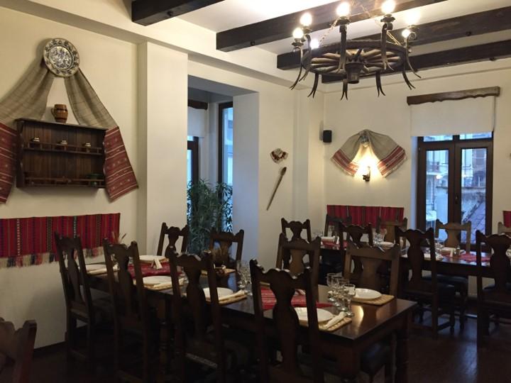 restauracja Vatra