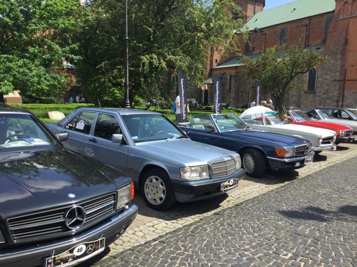 Zlot Zabytkowych Mercedesów