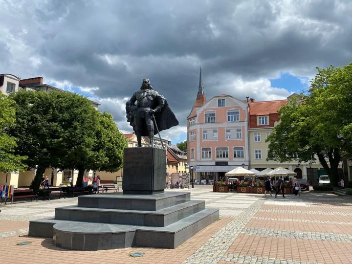 pomnik Jakuba Wejhera