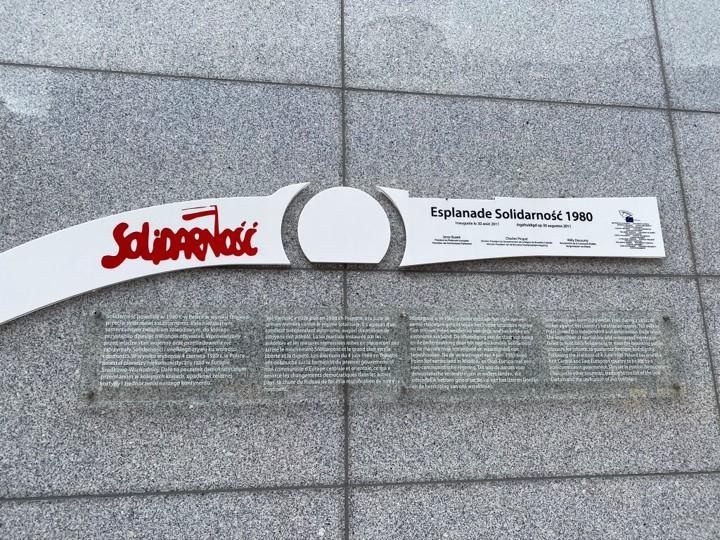 Promenada Solidarności 1980