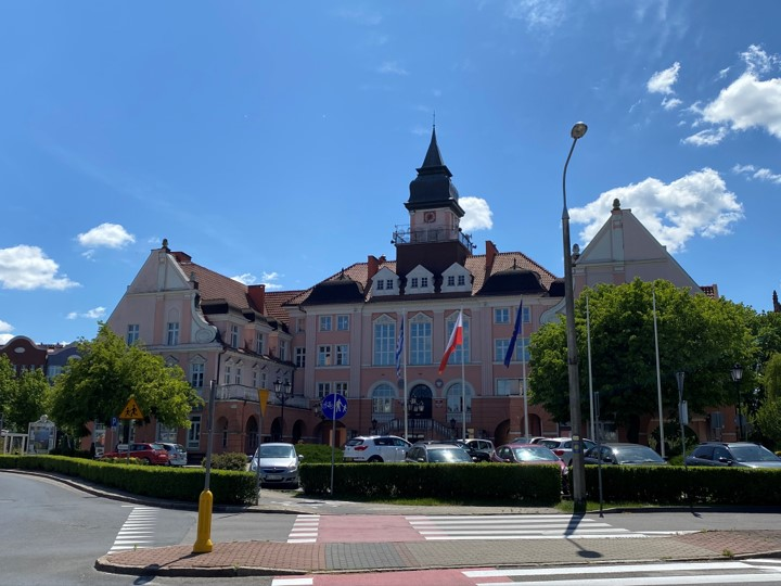 Iława - Ratusz Miejski