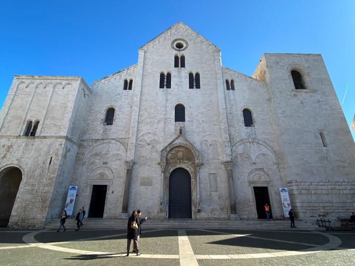 Bari - katedra św. Mikołaja