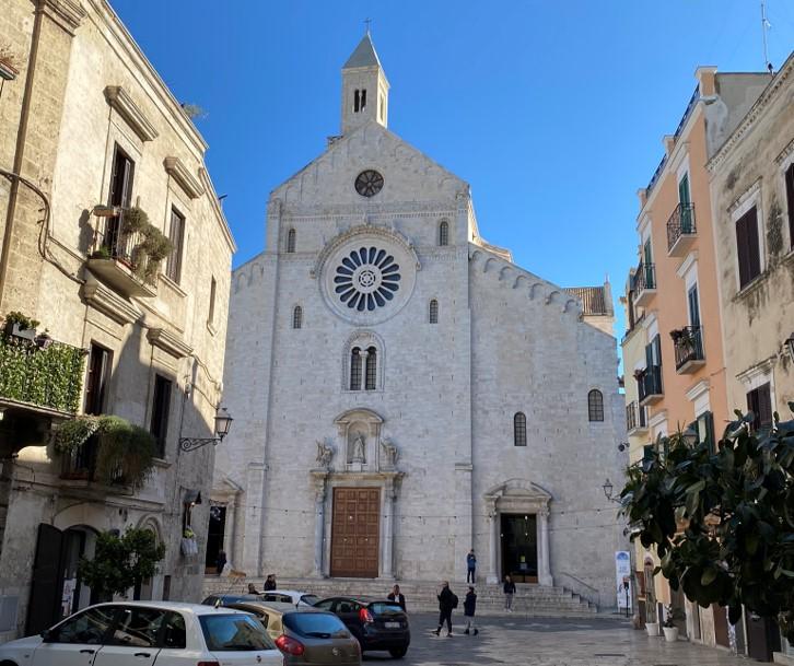 Bari - katedra św. Sabina