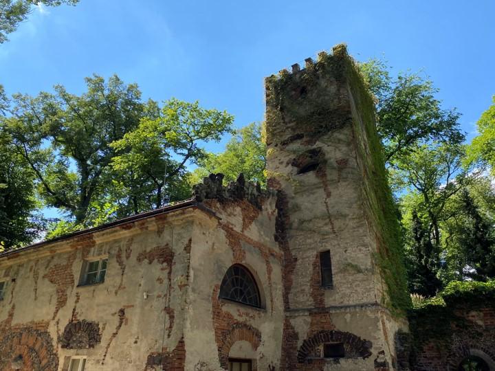Park Romantyczny w Arkadii - Dom Murgrabiego