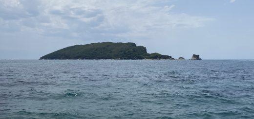 Wyspa Sveti Nikola